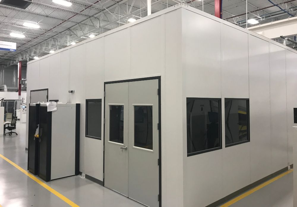 Test Chambers - PortaFab Case Study