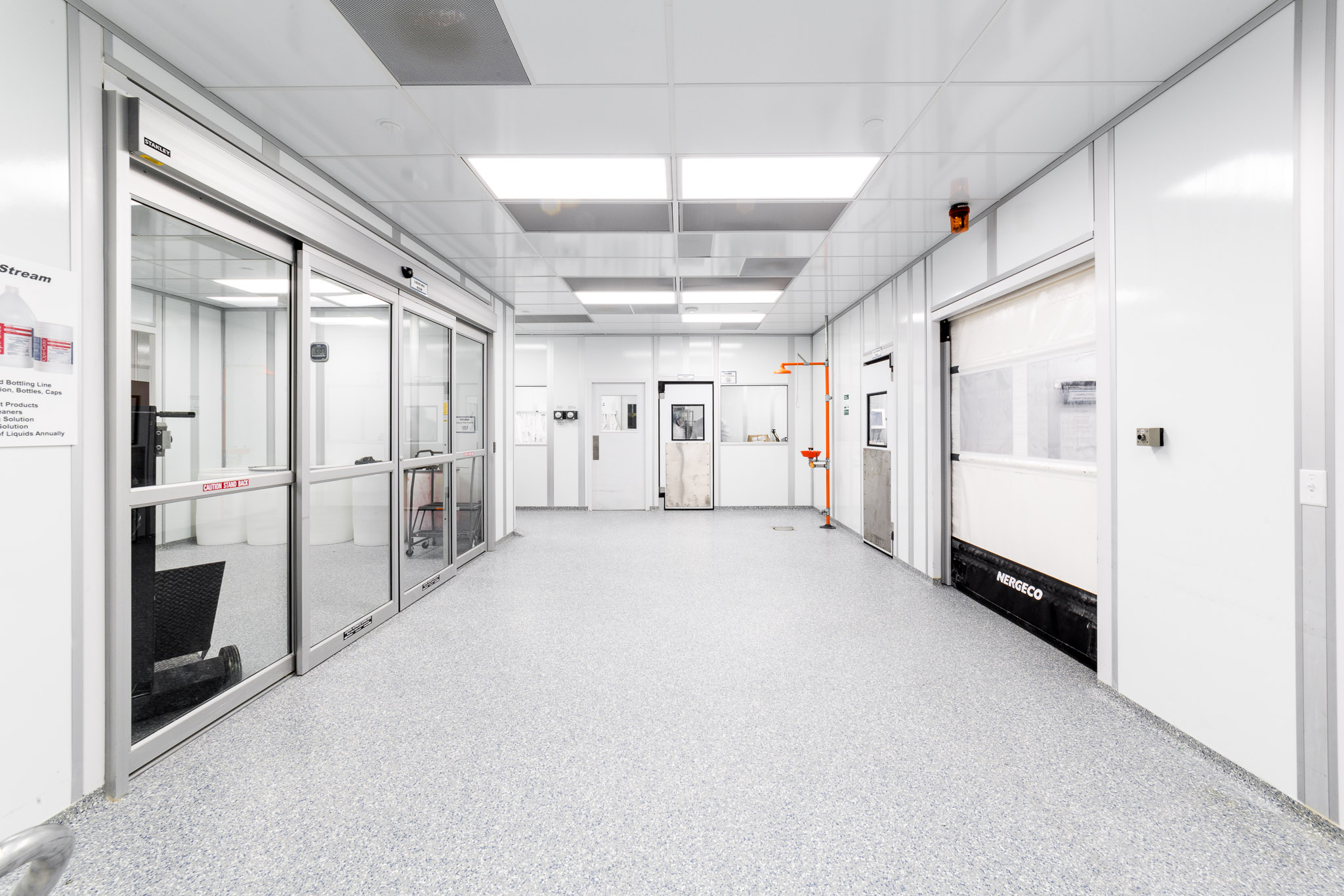 ISO 7 & 8 Cleanrooms for Medical Device Manufacturing - PortaFab