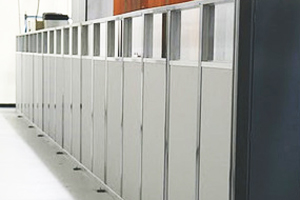 industrial wall partitions