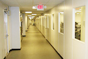 Pioneer Electronics Cleanroom
