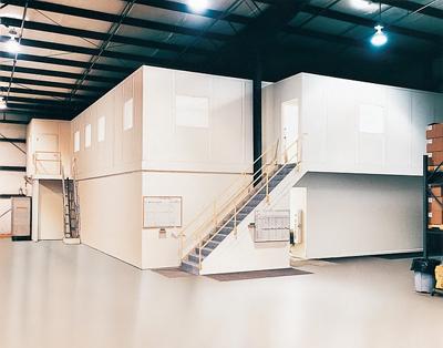 Prefab Office Space | PortaFab Case Study
