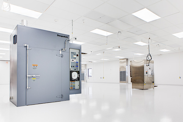 Iso 8 Cleanroom For Medical Device Manufacturing
