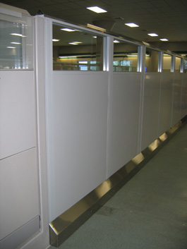 Freestanding Wall Partitions Amp Workspace Dividers