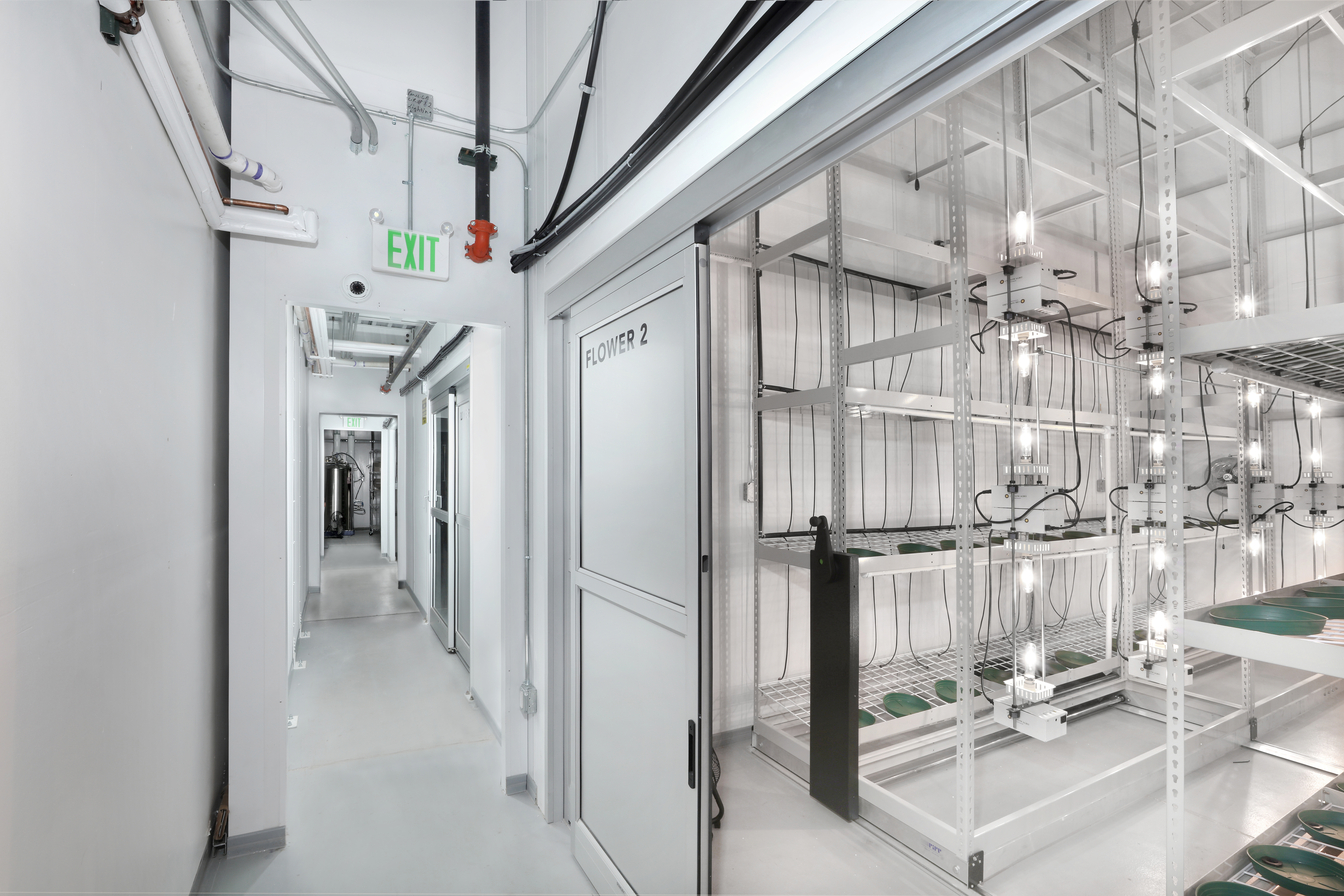 Medical Cannabis Cultivation Facility - PortaFab