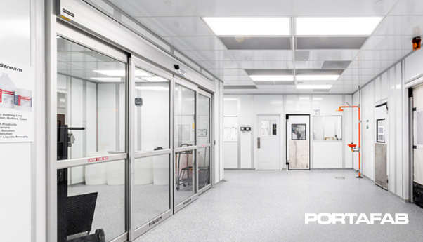 USP 800 Cleanroom Young Dental