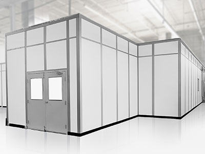 Modular Clean Rooms | Cleanroom Wall Systems