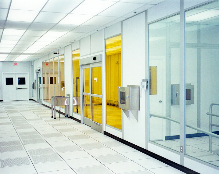 Portafab learning center cleanroom design classification for 797 room design