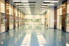 cleanroom for pharmaceutical manufacturing