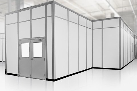 cleanline modular cleanroom