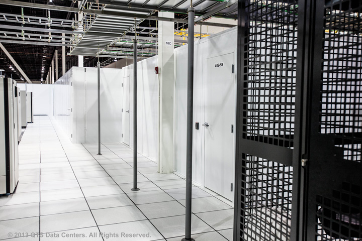 data center physical security enclosure