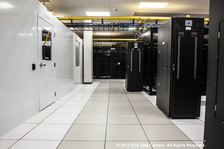 data center security walls