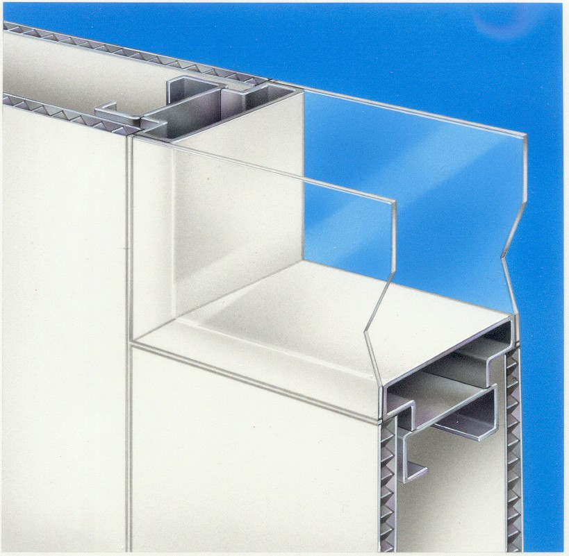 Portafab Pharmasystem Cleanroom Windows Amp Doors