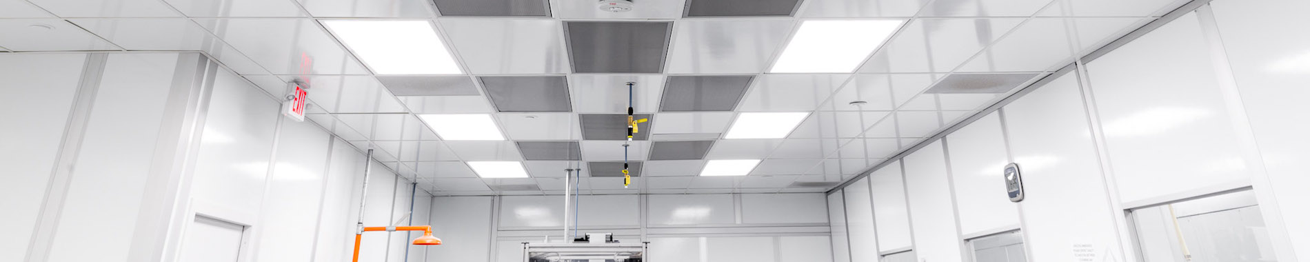 Clean Room Ceiling Tiles Panels Cleanroom Ceiling Systems