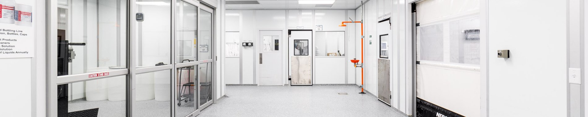 Cleanroom Temperature & Humidity Control | Clean Room Design