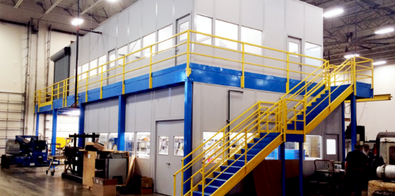 CMM Room Mining Equipment, modular control room, modular ontrol rooms,