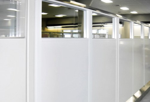 portafab wall partitions | industrial office partitions & demising