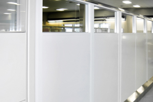 Free Standing Wall Partitions - PortaFab