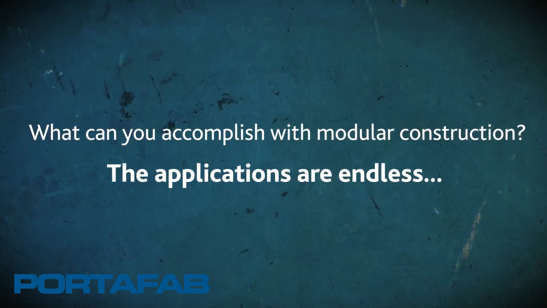 modular construction video