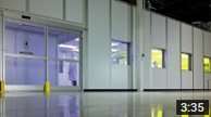 cleanroom wall systems video