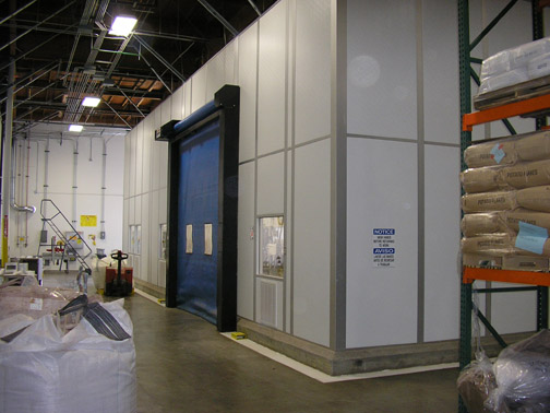 Cleanroom for Food Processing & Packaging
