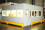 modular office building contractor in Pittsburgh, PA