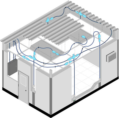 modular wiring systems blue portafab modular building systems electrical & lighting modular home wiring diagram at edmiracle.co
