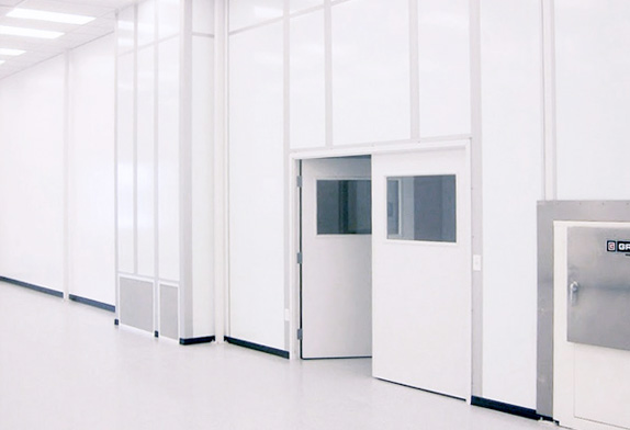 Hospital Wall Partition