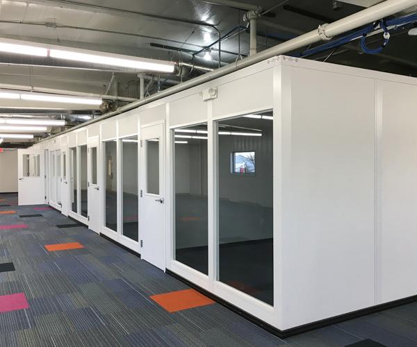 Portafab Modular Office Partitions