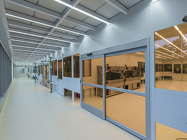 Cleanrooms for University / Research Labs