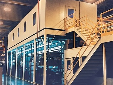 modular control room, modular control rooms, modular control rooms in warehouse, modular control rooms in buildings
