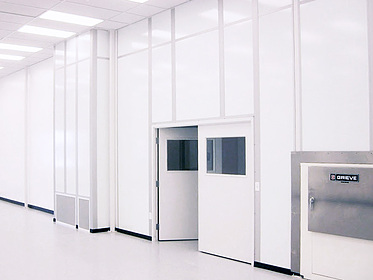 TO Plastics xtra tall wall partitions