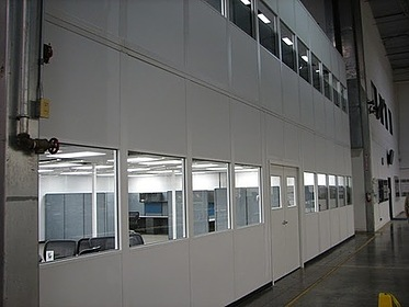 Modular Offices - PortaFab Inplant Building Systems