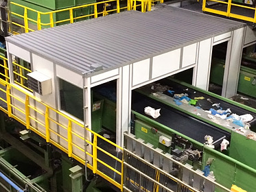Climate Controlled Recycling Center