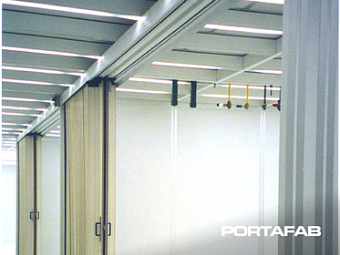 modular packaging room, modular packaging rooms, modular cleanrooms, cleanroom walls