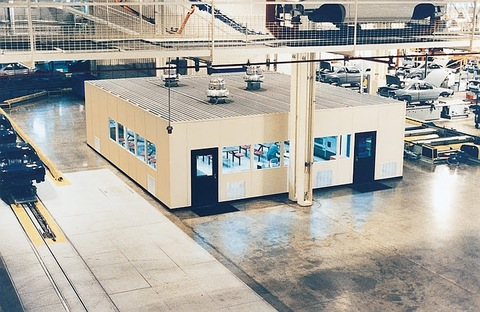Portafab Modular Lunchrooms And Cafeterias