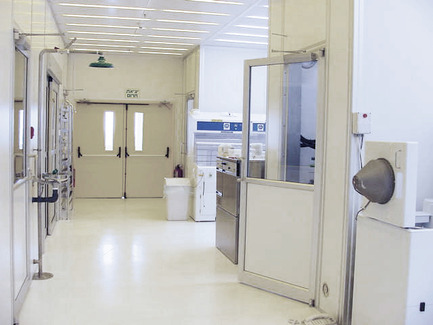 Get Started & Clean Room Doors | PortaFab Cleanroom Systems