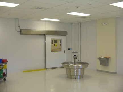 Portafab Cleanrooms Cleanroom Gown Rooms Amp Changing Areas