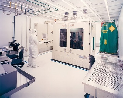 Portafab Cleanroom Systems For Microelectronics Manufacturing