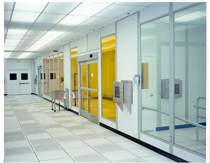 Portafab Cleanroom Pass Through Air Locks Chambers