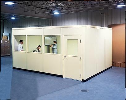 PortaFab Modular Conference Rooms