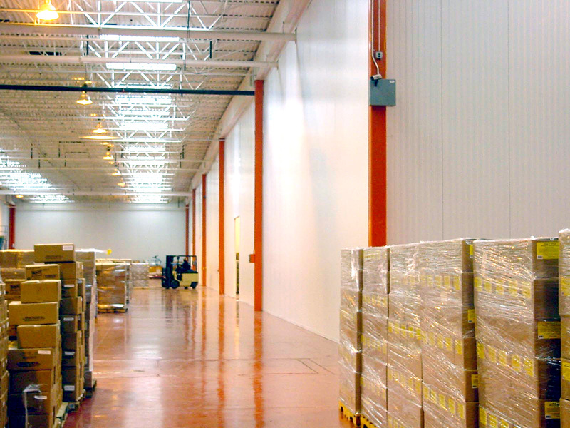 Warehouse Divider Walls Amp In Plant Partition Systems