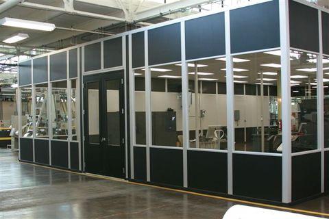 Portafab Modular Building Systems Metrology Labs