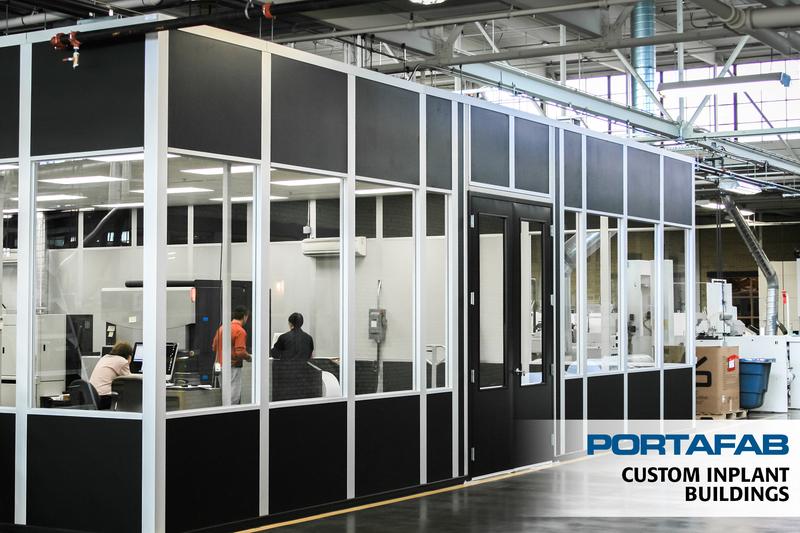 PortaFab | Modular Offices & Inplant Modular Buildings
