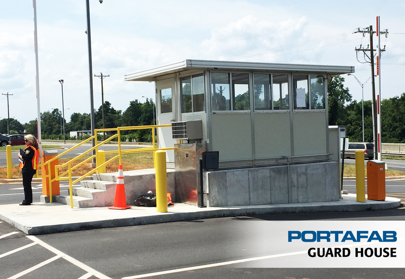 Portafab Prefab Booths Guard Toll Amp Parking Lot Booths