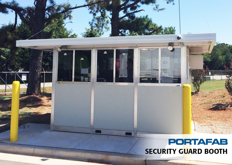 Guard Booths Prefab Security Guard Booths