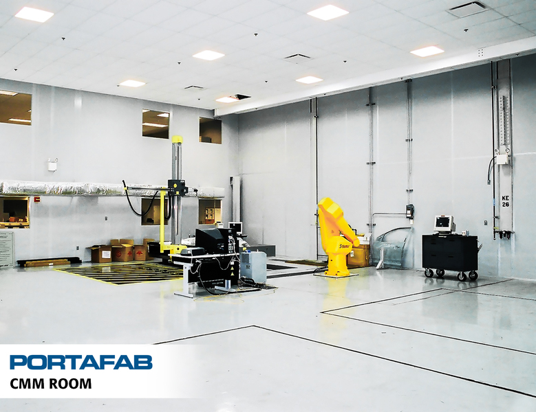 Portafab Modular Cleanroom Manufacturer Amp Wall Systems