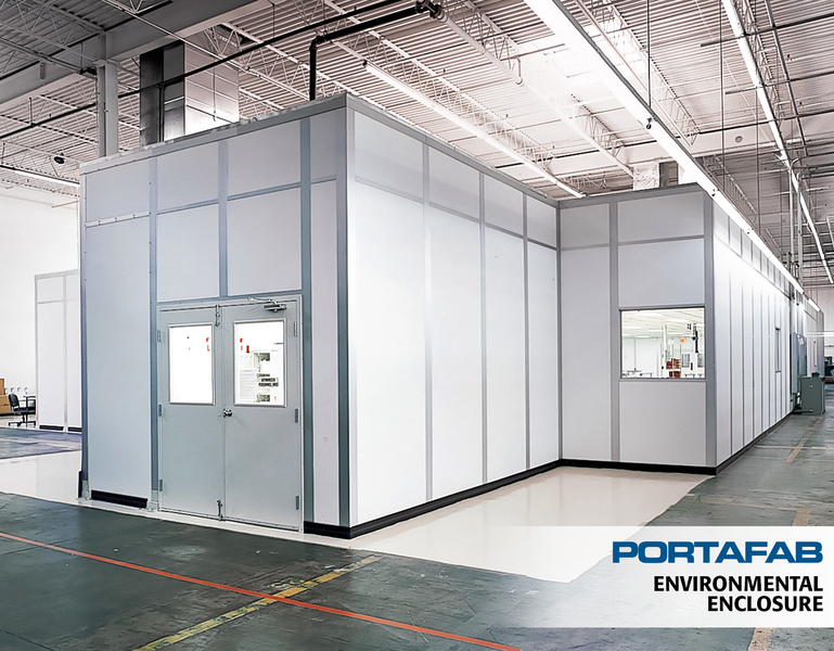 PortaFab | Modular Cleanroom Manufacturer & Wall Systems