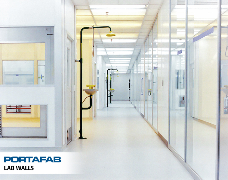 Modular Cleanroom Wall Systems Clean Room Design And