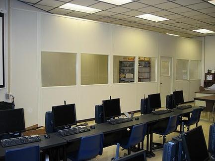 PortaFab | Modular Training Rooms