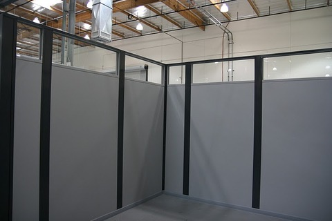 PortaFab | Modular Office Partitions